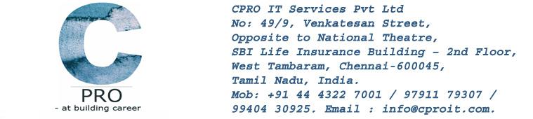 Cpro Address